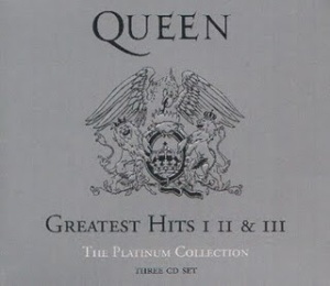 Queen - Greatest Hits - The Platinum Collection [2002]
